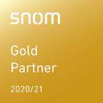 Snom Gold Partner